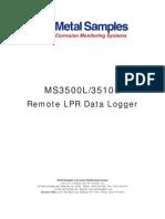 MS3500Lmanual