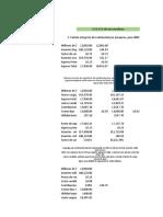 tarea de ejercicios de contabilidad