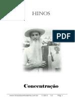 Hinario_Concentracao