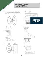 Ace Analysis Additional Mathematics SPM - SPM Practice (Form 4, Chapter 1, Pg. 1-4) I