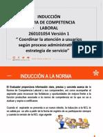 INDUCCIÓN 260101054 AÑO 2020