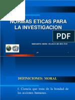 NORMAS ETICAS PARA LA INVESTIGACION.pdf