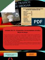 DELITO DE TRÁFICO ILÍCITO DE DROGAS