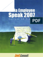 IndiaEmployeeSpeak2007_HRTrends
