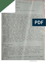 Farmakognosi II. Pengertian dan Prinsip Ekstraksi (Kamaruddin B1A119229)
