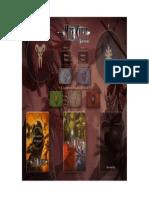 Mage Knight Dummy Player Mat