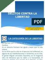 CLASE 7 DELITOS CONTRA LA LIBERTAD