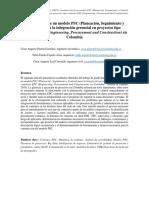 Articulo final Modelo PSC