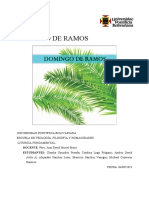 Semana Santa_Domingo de Ramos