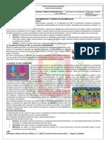 7° Guia3. La discriminación y formas de discriminación.  Paz y democracia_