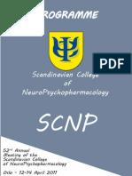SCNP Programme 2011