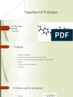 Mechanical Properties Of Polymers.pptx