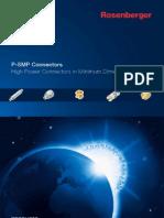 P-SMP Catalog 2010