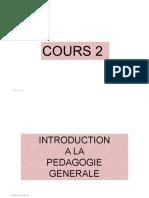 EDI 414 Cours 2  introduction la pédagogie générale pptx.pdf