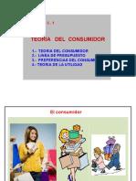 Capítulo 3 . 1 T.Consumidor. Indiferencia, Utilidad - copia
