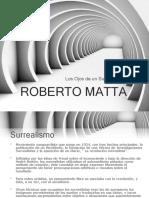 Roberto Matta - Surrealismo