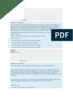 Respuesta cuestionario de evaluacion de proyectos