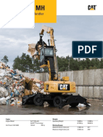 Cat M318D MH brochure.pdf