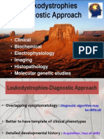 Leukodystrophies Diagnostic Approach by Dr Mohan T Shenoy