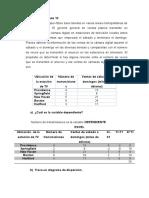 Estadistica 2 Problema 3 y 5 capítulo 13