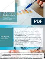 Medición en Epidemiología