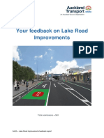 Lake Rd Dbc Consultation Report Final June 2020