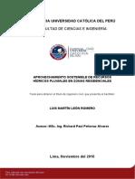 LEON_LUIS_SOSTENIBLE_RECURSOS_HIDRICOS_PLUVIALES