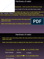 Water Technology (Unit i)