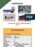 SILABO CURSO TÉRMODINAMIOCA