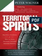 C. Peter Wagner  Territorial Spirits - ESPAÑOL.pdf