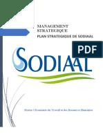 Construction Du Plan Stratégique Et Opérationnel