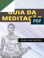 Guia da Meditacao Para Iniciant - MV Editora
