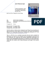 1_enhancement detection of E. coli_liu2015