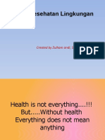 4. Kesehatan Lingkungan