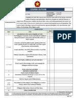 Course Outline (Rizal 2020)