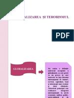 L 10 globalizare ȘI terorism