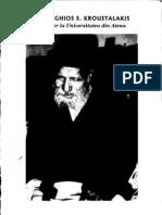 Batranul Porfirie Parinte Duhovnicesc si Pedagog