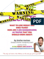 Alpine Weight Loss Secrets - Manifesto