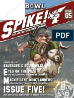Blood Bowl - Spike Journal Issue 05