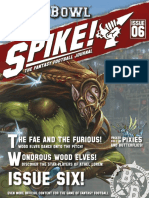 Blood Bowl - Spike Journal Issue 06
