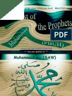 Hazrat muhammad (S.A.W)