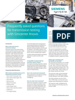 Siemens SW Frequently asked questions for transmission testing with Simcenter Anovis FQ
