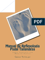 Manual de Reflexologia Podal Ta - Shana Fidalgo