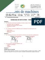 Eléments de Machines_Série 6_Guidage en rotation_Corrigé_17-18