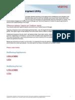 NetBackup Deployment Utility Instructions v3