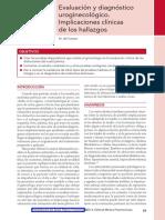 Evaluación y diagnóstico uroginecológico. Implicaciones clínicas de los hallazgos