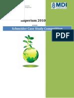 Schneider Case Study