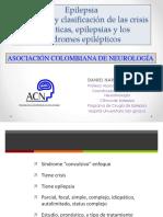 EPILEPSIA definición y clasificación ACN 2017