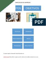OBJETIVOS DE LA PLANIFICACION COMPONENTES.pptx