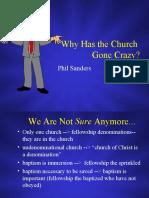 Crazy Church